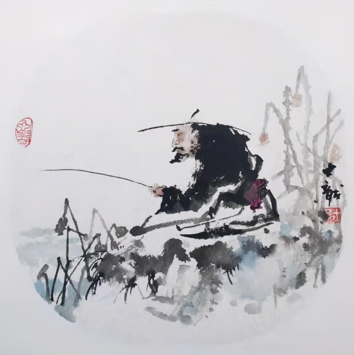 2020龙江人气男画家精品力作,全程高能!