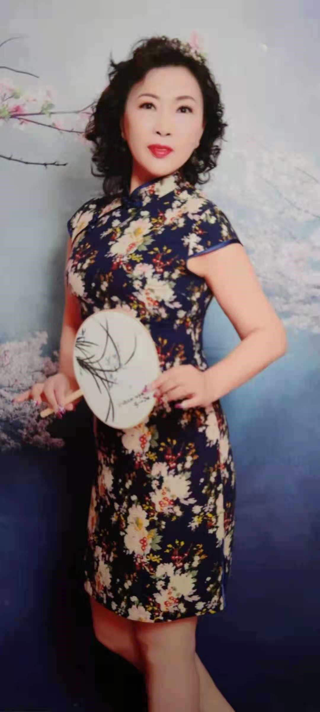 《大松说画》画家朱玉梅的胜利——对绘画的坚持